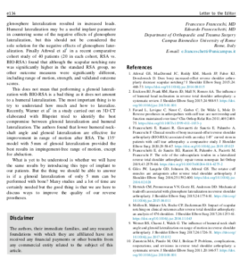 spalla Journal of Shoulder Elbow Surgery