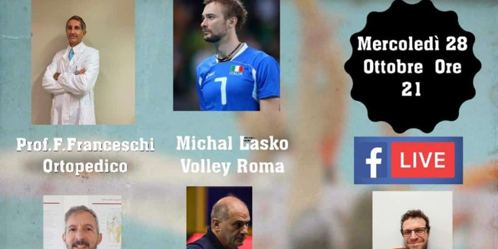 Spalla e Volley webinar 28-10-2020