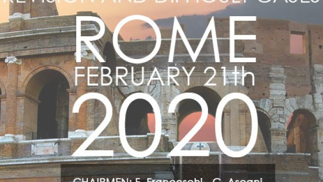 Rome Shoulder Course 2020